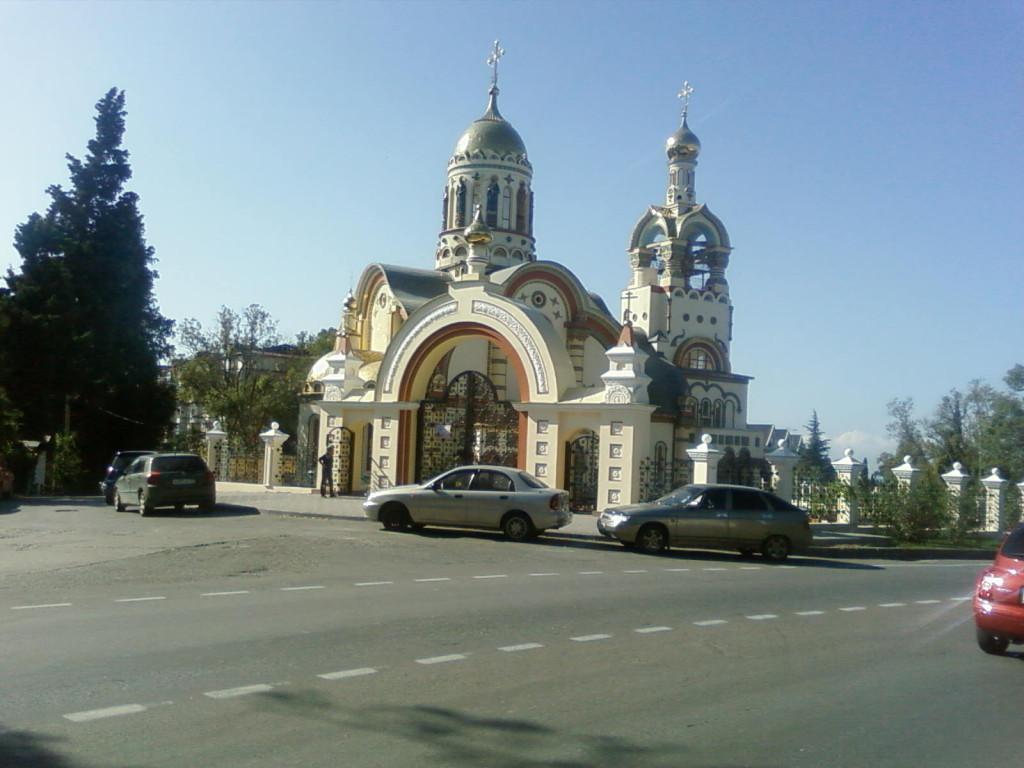 Православие в городе Сочи.