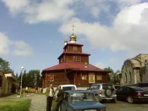 Сочи, Храм Андрея Первозванного