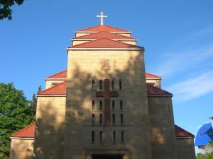 Армянская апостольская церковь в Сочи 2014 (Адлер)