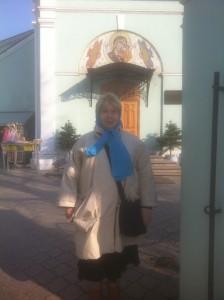Царицыно, Храм в честь Живоносного Источника