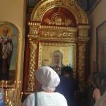 Сочи, Храм св. блаженной Матроны