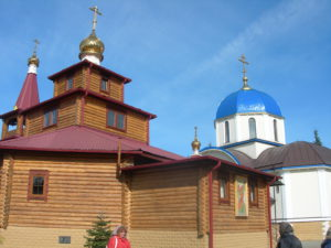 Храм в Сочи