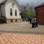 Сочи История строительства храма святой блаженной Матроны Фото: iraukr