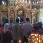 Храм св.блаж.Матроны