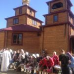 Храмовый комплекс на ул. Макаренко г. Сочи Фото: iraukr