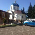 Храм Св.Блаженной Матроны